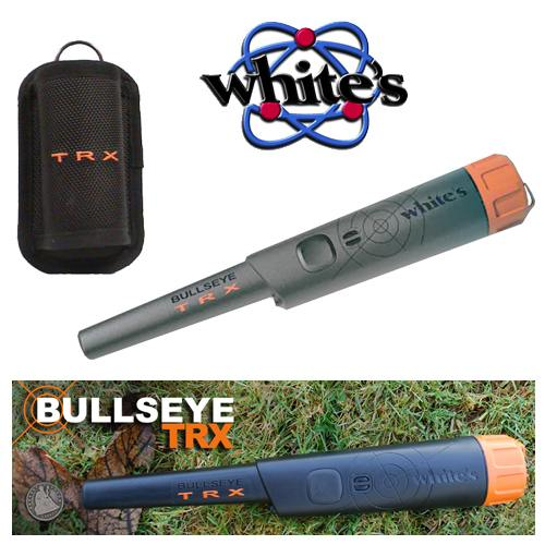Metaaldetector-Whites-PinPointer-Bullseye-TRX